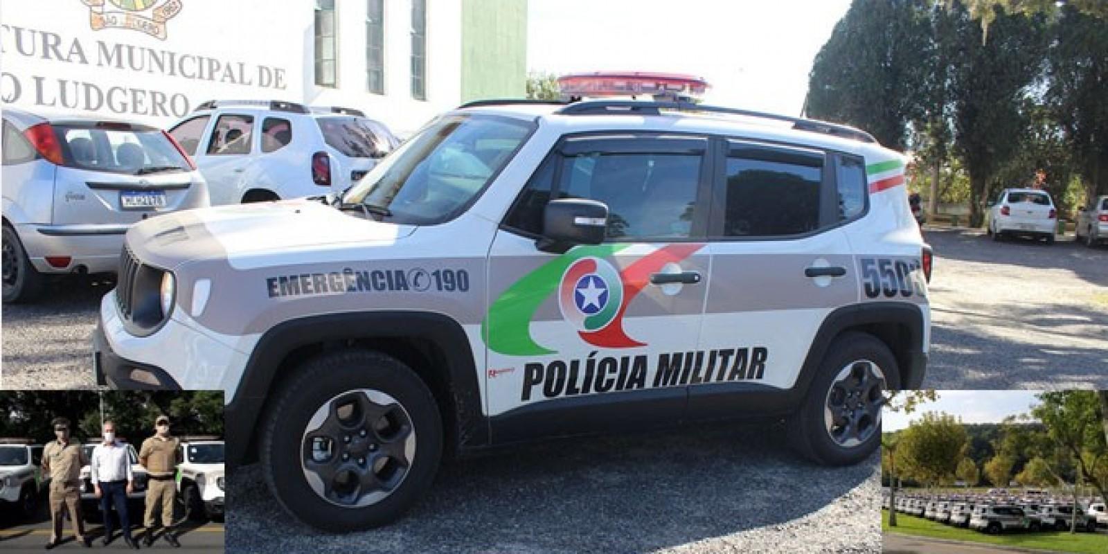 Polícia Militar implanta Rede de Segurança Rural em São Ludgero