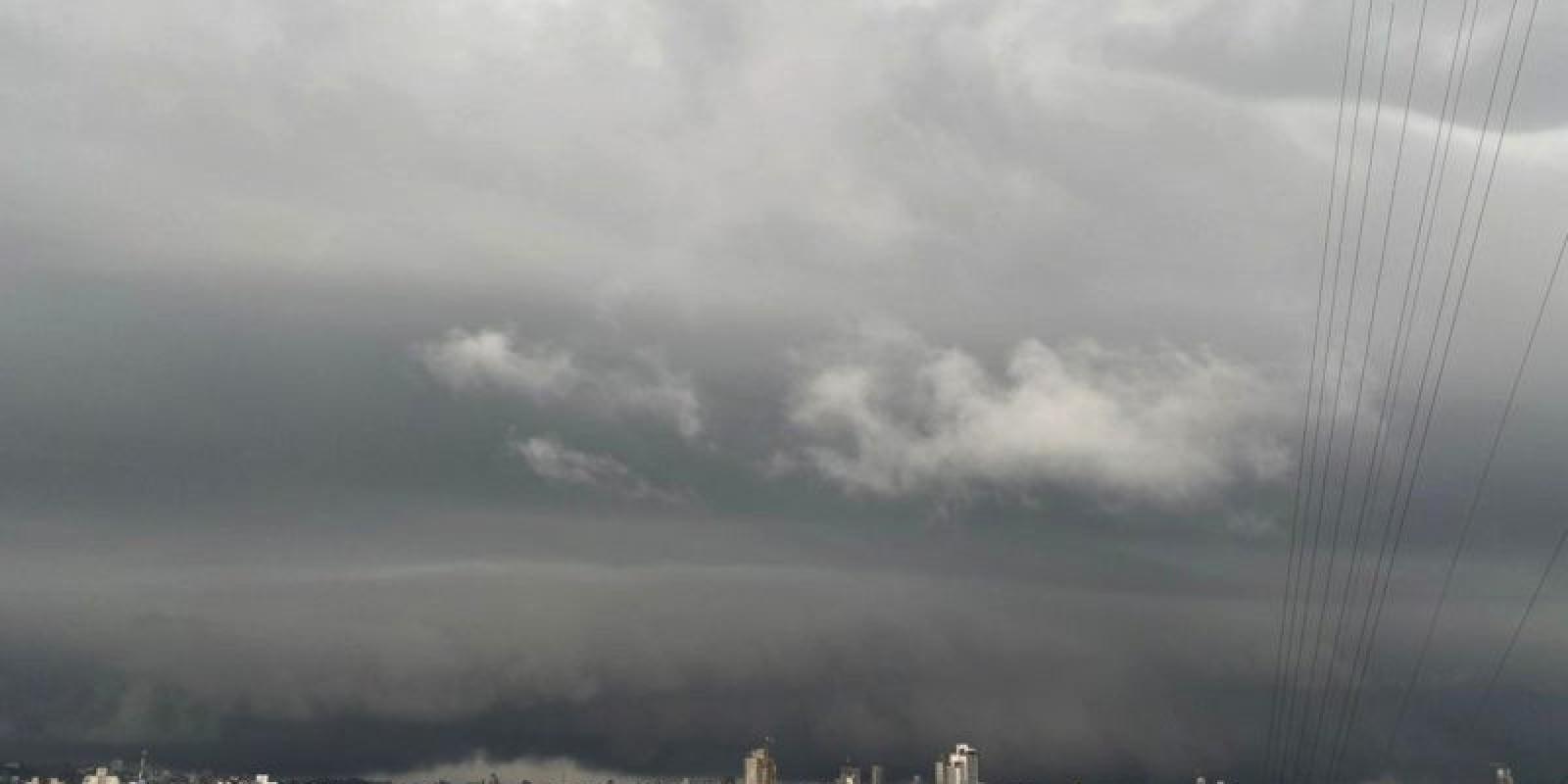 Defesa Civil confirma altos volumes de chuva e alerta para temporais com granizo em SC