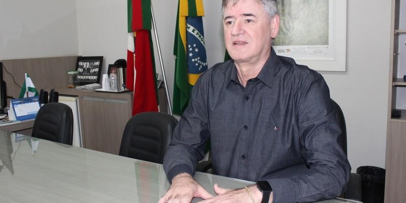 José Airton Perin assume presidência da Comissão Municipal de Esportes (CME) de São Ludgero
