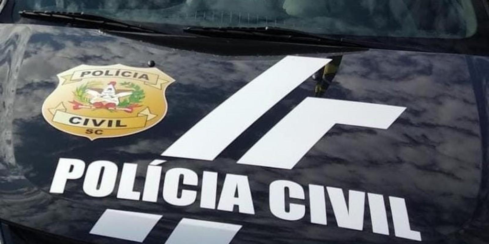 Polícia Civil de Braço do Norte  prende homem  por descumprimento de medidas protetivas.