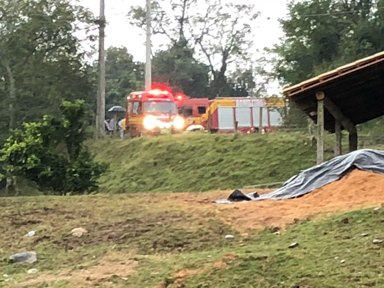Motorista perde o controle de veículo e vem a óbito em São Ludgero