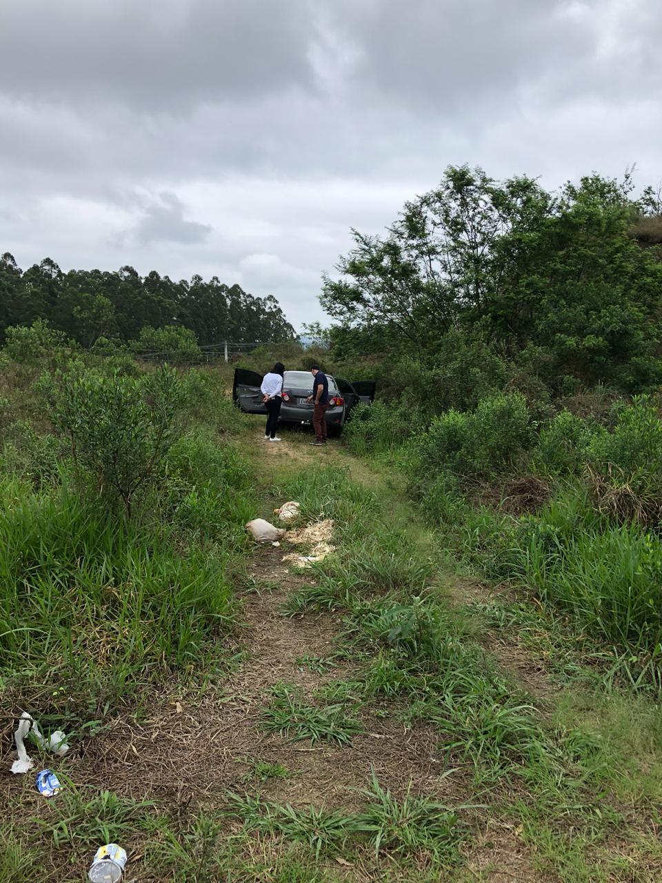 Assalto à mão armada em agência do Bradesco em São Ludgero