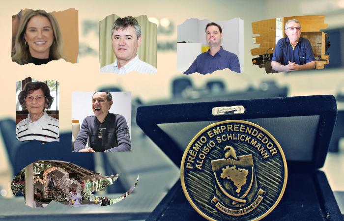 Saiba mais sobre os empreendedores 2019, homenageados pela Câmara de São Ludgero