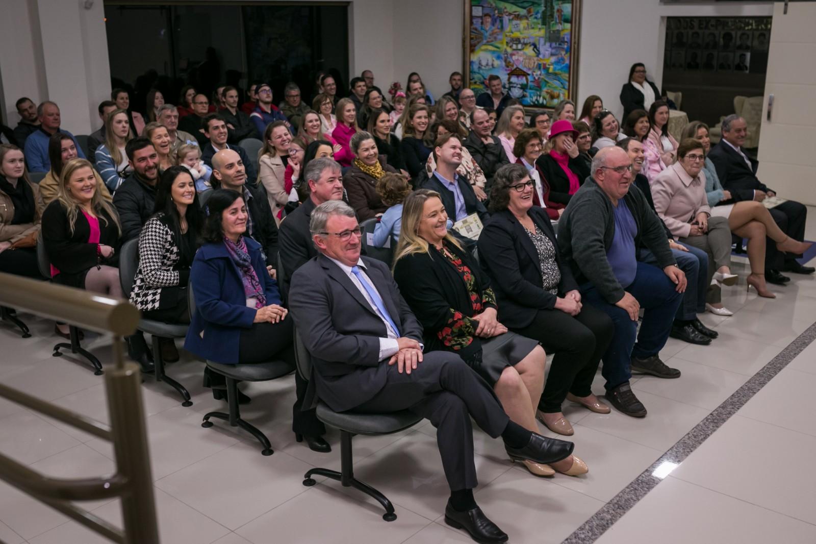 Empreendedores são homenageados em São Ludgero