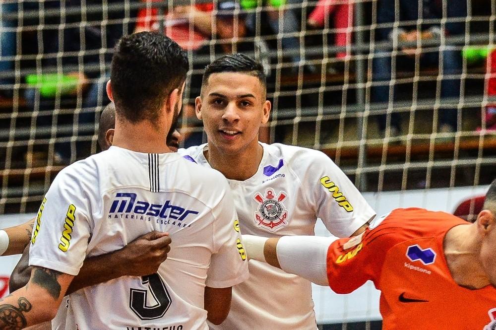 Suspeito de matar jogador de futsal do Corinthians em Erechim é preso