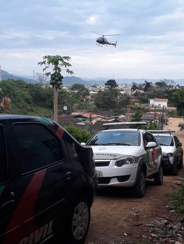 Operação Tamanduá resulta em 11 prisões em Braço do Norte