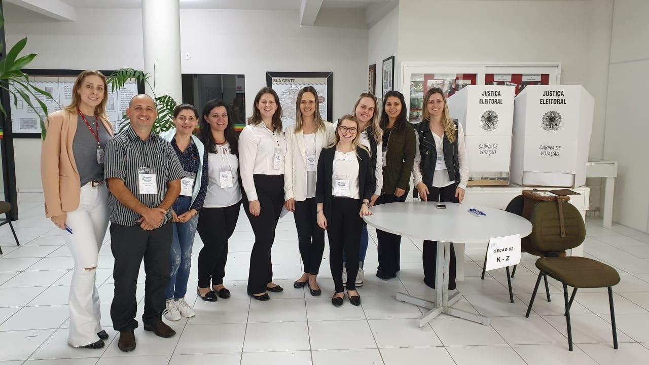 Denise, Irene, Chayanne, Brígida e Jaine assumem como Conselheiras Tutelares em São Ludgero a partir de janeiro de 2020