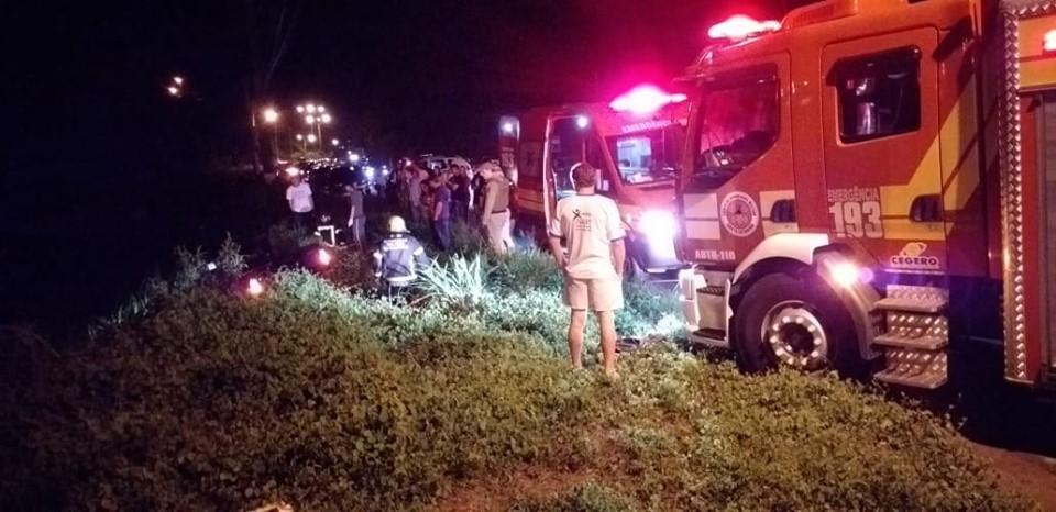 Romário Pereira foi vitima fatal em acidente, em São Ludgero