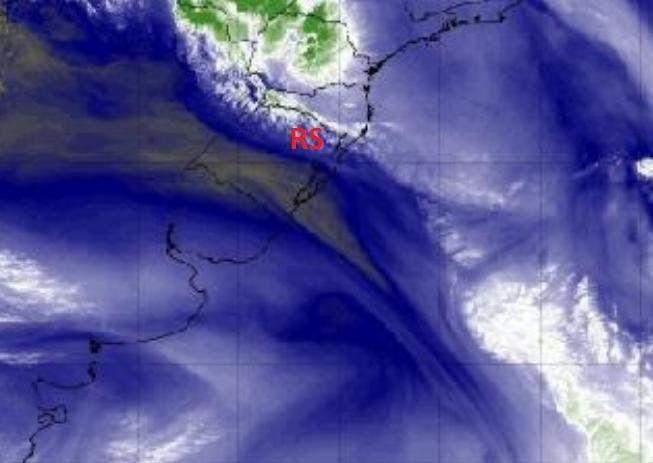 Fumaça de incêndios da Austrália chega em Santa Catarina?