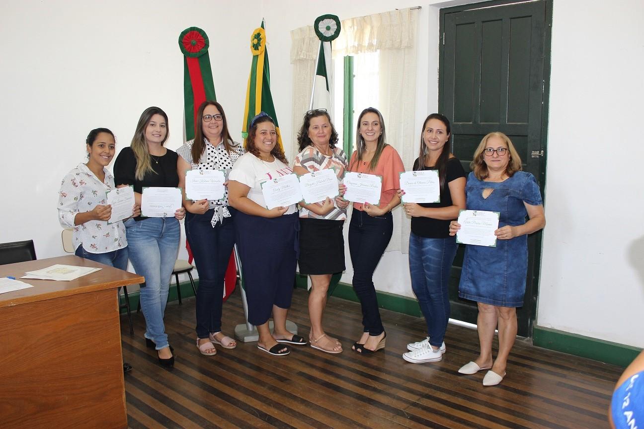 Diplomação e posse de titulares e suplentes do Conselho Tutelar de São Ludgero